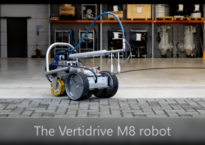VertiDrive M8 Launch Event